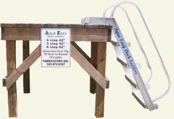 Aqua Easy Dock Amp Boat Ladders